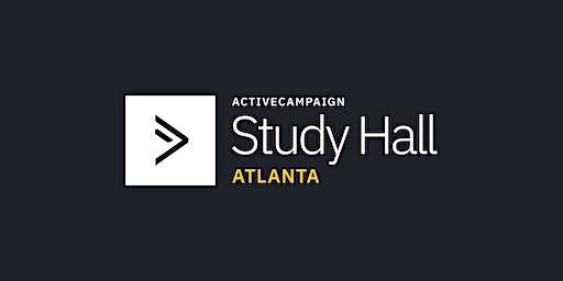 ActiveCampaign Study Hall | Atlanta (1/22)