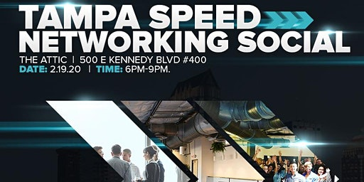 Tampa Speed Networking Social