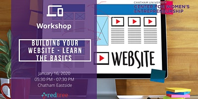 Workshop: Building Your Website - Learn the Basics