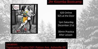 2 Hr Kizomba BootCamp