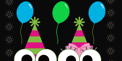 Noon Year's Eve Party at sweetFrog York