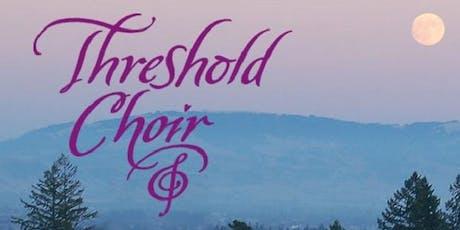 NV Threshold Choir Holiday Songbath tickets