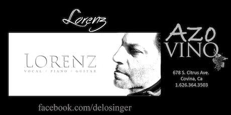 Lorenz - Live tickets