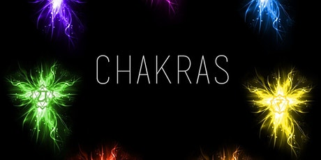 Chakra Balancing and Basics // Intro Class tickets