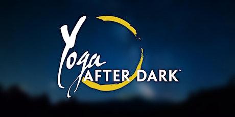Yoga After Dark tickets
