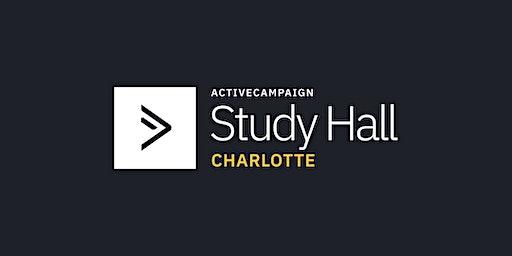 ActiveCampaign Study Hall | Charlotte