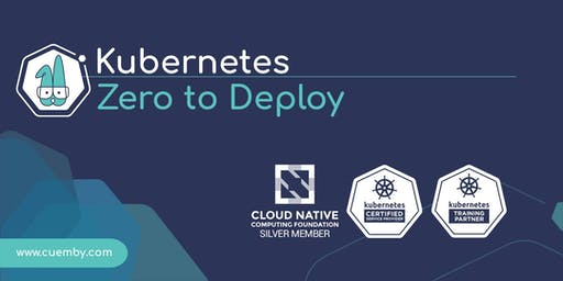 Kubernetes From Zero to Deploy - 3-day training in West Palm Beach, FL