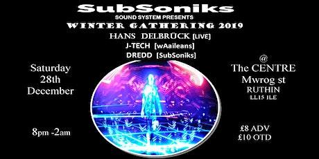 SubSoniks Winter Gathering tickets