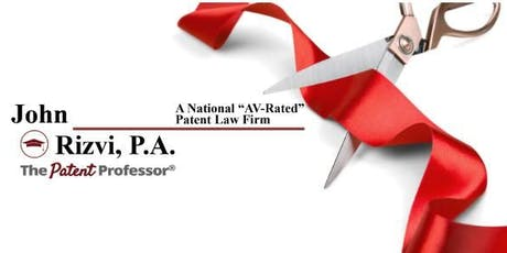 Ribbon Cutting Ceremony - The Patent Professor® tickets