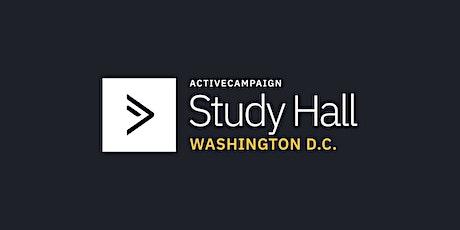 ActiveCampaign Study Hall | Washington D.C. tickets