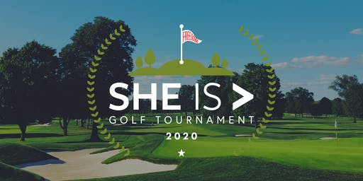 She Is More Than Golf Tournament 2020