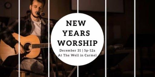New Years Worship
