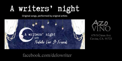 Writers Night - Young Performers