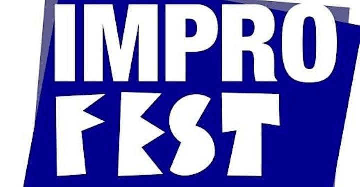 "ImproFestUK2019 - The Improvised Play present ""Love and Misinformation"" image"