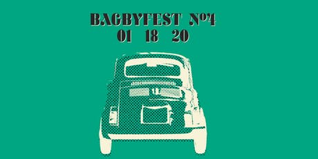 Bagbyfest 4: Celebration of Food, Beverage, and Community tickets