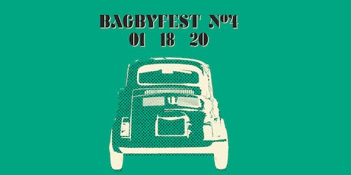 Bagbyfest 4: Celebration of Food, Beverage, and Community