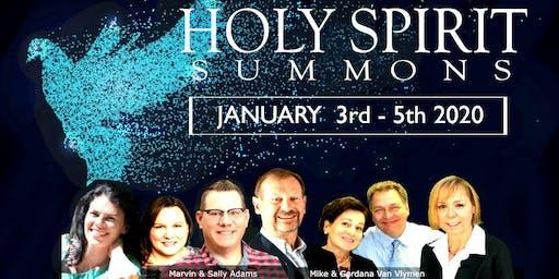 Holy Spirit Summons