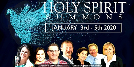 Holy Spirit Summons