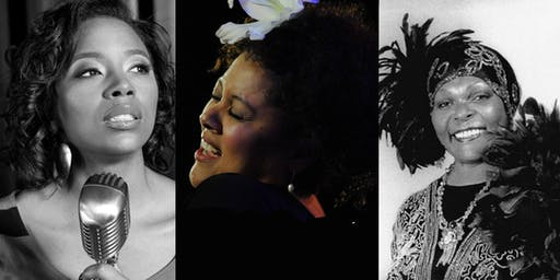 Ladies Sing the Blues: Kim Nalley, Denise Perrier, & Tiffany Austin