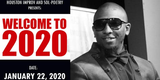 """Sol-Poetry """"Welcome to 2020"""" Poetry Event (Scott Free)"""