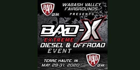 BAD-X tickets