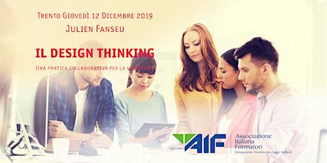 Il Design Thinking biglietti