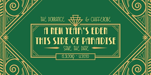 A New Year's Eden @TheDorrance: This Side of Paradise