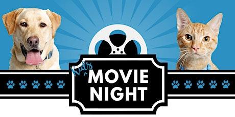 Placer SPCA Kids Movie Night tickets