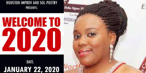 """Sol-Poetry """"Welcome to 2020"""" Poetry Event (Adam's Eve)"""