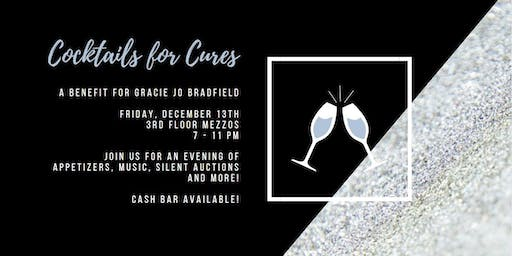 Cocktails for Cures: A Benefit for Gracie Jo Bradfield