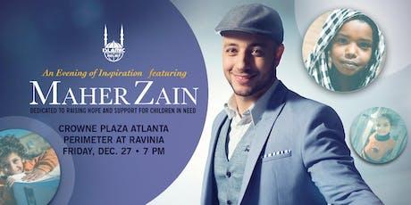 IRUSA's Evening of Inspiration Ft Maher Zain tickets