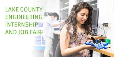 4th Annual Lake County Engineering Internship & Job Fair