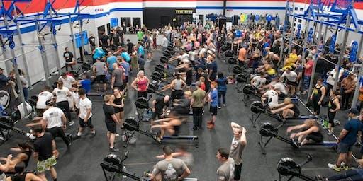 CrossFit TILT Rowathon