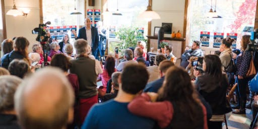Somersworth Meet & Greet with Cory Booker
