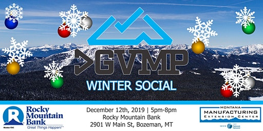 2019 GGVMP Winter Social sponsored by Rocky Mountain Bank