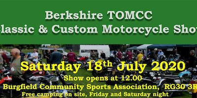Classic and Custom Motorcycle Show