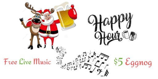 Holiday Happy Hour w/ Big Boy Brass