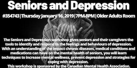 Seniors & Depression  tickets