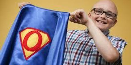 Super Olly - Newcastle Cancer Ward Charity tickets