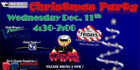 2019  Holiday Happy Hour & Toys for Tots Drive tickets