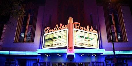 Ignite Boulder 40 tickets