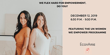 EconAmie Featuring the UN women WE EMPOWER tickets