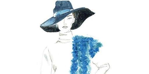 Fashion Illustration Watercolour Workshop