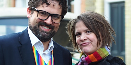 ImproFestUK2019 - Ghost Couple with Dylan Emery and Ruth Bratt tickets