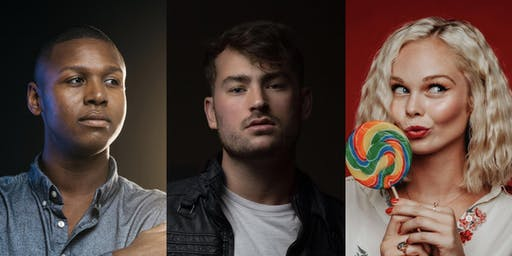 House Show: Featuring Justin Oliver, Kylie Odetta and Anthony Ciulla