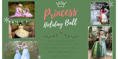 Princess Holiday Ball tickets
