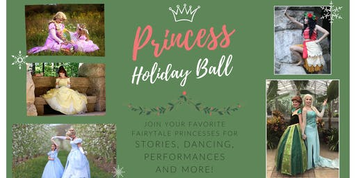 Princess Holiday Ball