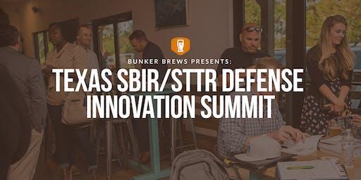 Bunker Brews San Antonio: Texas SBIR/STTR Defense Innovation Summit