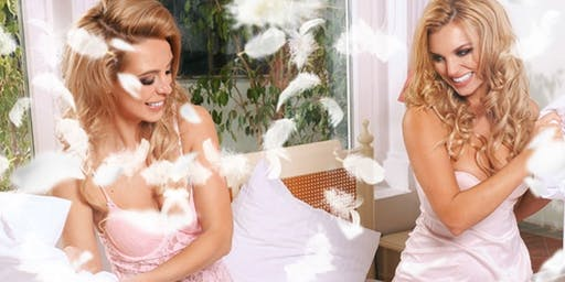 Playboy Pillow Fight