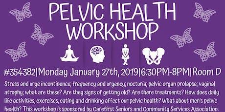 Pelvic Health Workshop  tickets